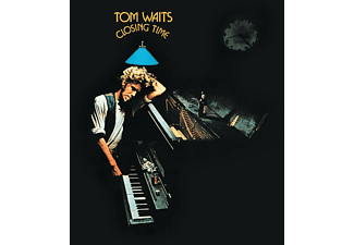 Tom Waits - Closing Time (Remastered) - (CD)