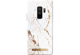 IDEAL OF SWEDEN Fashion Case Handyhülle, Carrara Gold, passend für Samsung Galaxy S9+