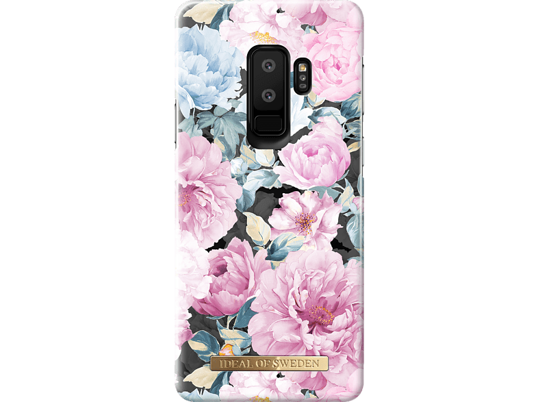 IDEAL OF SWEDEN  Fashion Case Backcover Samsung Galaxy S9+ Peony Braun | 07340168701733