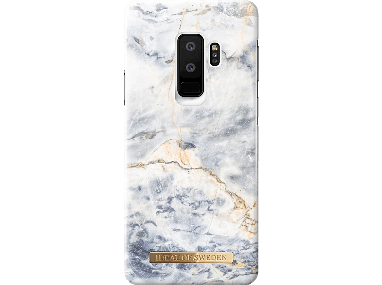 IDEAL OF SWEDEN  Fashion Case Backcover Samsung Galaxy S9+ Kunststoff, Wildlederfutter Ocean Marble | 07340168701672