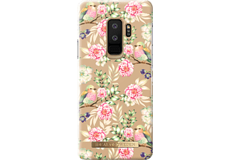 IDEAL OF SWEDEN Fashion Case Galaxy S9+ Handyhülle, Champagne Birds
