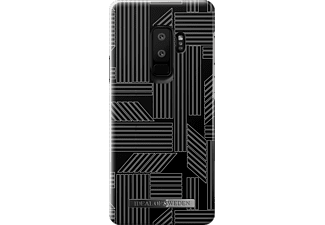IDEAL OF SWEDEN Fashion Case Galaxy S9+ Handyhülle, Geometric Puzzle
