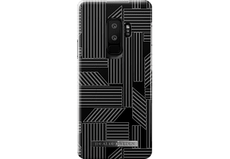 IDEAL OF SWEDEN Fashion Case Handyhülle, Geometric Puzzle, passend für Samsung Galaxy S9+