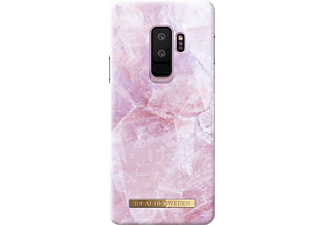 IDEAL OF SWEDEN Fashion Case Galaxy S9+ Handyhülle, Pilion Pink Marble
