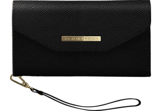 IDEAL OF SWEDEN Mayfair Clutch Handyhülle, Schwarz, passend für Samsung Galaxy S9+