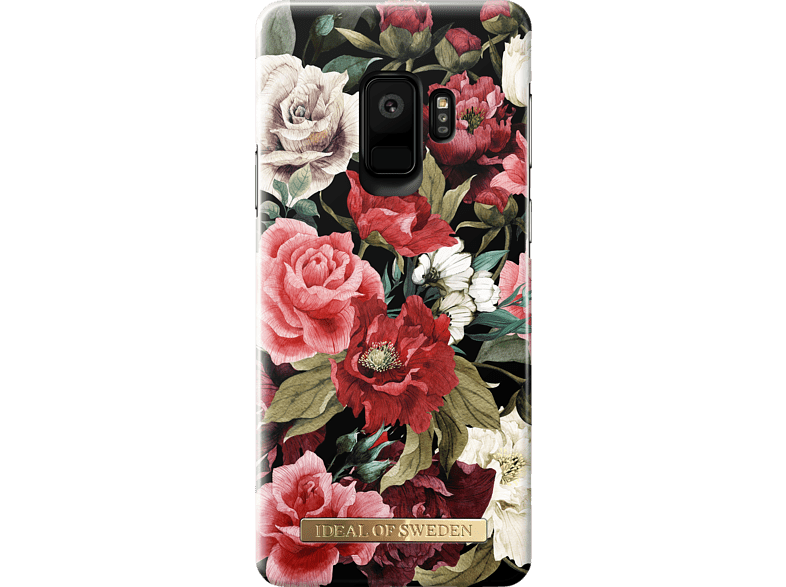 IDEAL OF SWEDEN Fashion Case , Backcover, Samsung, Galaxy S9, Kunststoff , Antique Roses