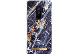 IDEAL OF SWEDEN Fashion Case Galaxy S9+ Handyhülle, Midnight Blue Marble