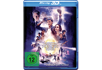 Ready Player One - (3D Blu-ray)