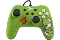 POWER A Yoshi Core Wired Iconic , Controller, Grün