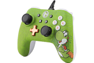 POWER A Yoshi Core Wired Iconic Controller, Grün