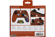 POWER A Mario Core Wired Iconic  , Controller, Mehrfarbig