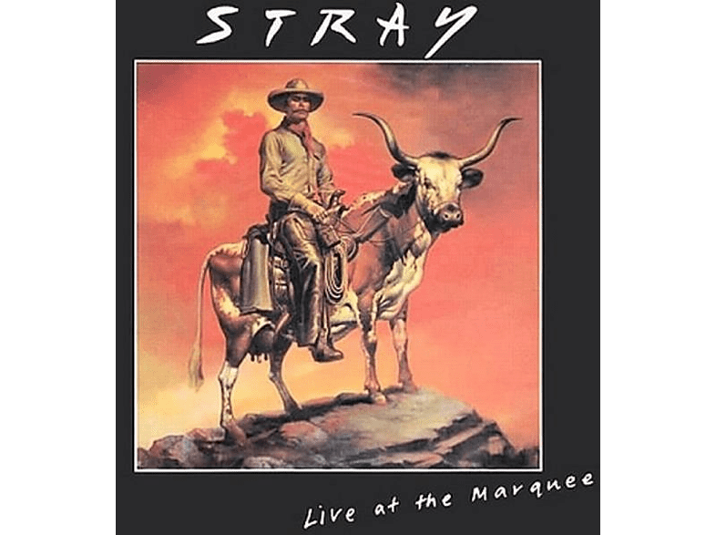 Stray - Live At The Marquee [CD]