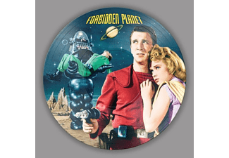 O.S.T. - Forbidden Planet (lim.Picture Disc) - (Vinyl)