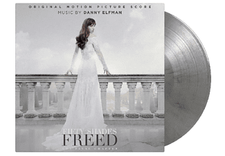 O.S.T. - Fifty Shades Freed (ltd grey swirled Vinyl) - (Vinyl)