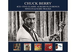 Chuck Berry - 5 Classic Albums Plus - (CD)