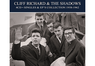 The Shadows, Cliff Richard - Singles And EP Collection - (CD)