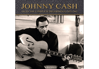 Johnny Cash - Complete Recordings 1955-1962 - (CD)