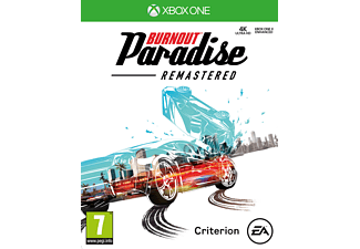 EA Burnout Paradise Remastered XBox One Oyun