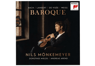 Nils Mönkemeyer, Andreas Arend, Dorothee Mields - BAROQUE - (CD)