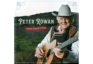 Peter Rowan - Carter Stanley's Eyes - (CD)