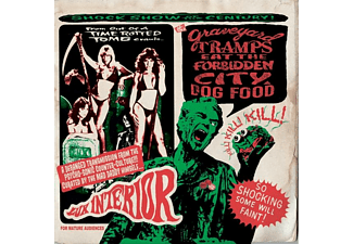 VARIOUS - Graveyard Tramps Eat The Forbidden City Dog Food - (Vinyl)
