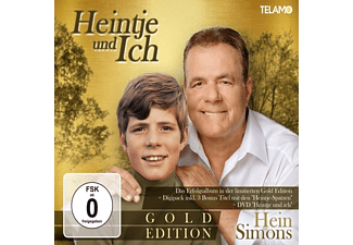 Hein Simons - Heintje und ich (Gold Edition) - (CD + DVD Video)