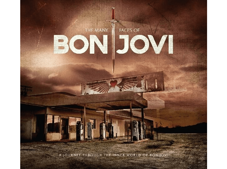 VARIOUS - Many Faces Of Bon Jovi [Vinyl]