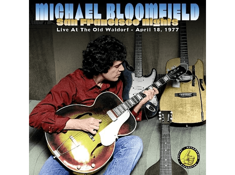 Michael Bloomfield - San Francisco Nights [CD]
