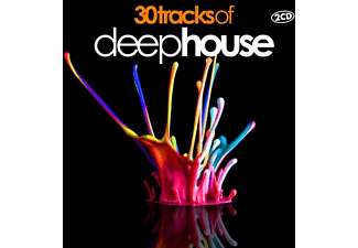 VARIOUS - 30 Tracks Of Deep House - (CD)