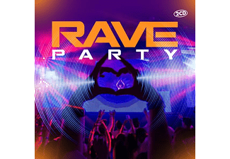 VARIOUS - Rave Party - (CD)