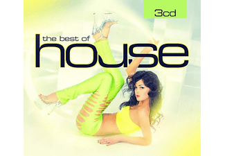 VARIOUS - The Best Of House - (CD)