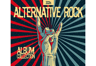VARIOUS - Alternative Rock-Album Collection - (CD)