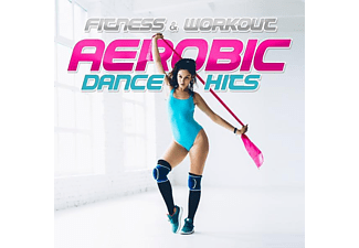 Fitness & Workout Mix - Aerobic Dance Hits - (CD)