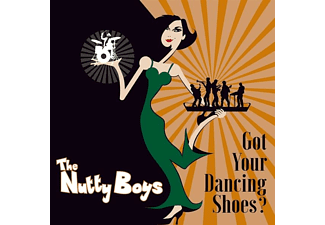 The Nutty Boys - Got Your Dancing Shoes (LP) - (Vinyl)