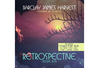 BARCLAY JAMES HARVEST FEAT. LES HOLROYD - Retrospective (Deluxe BOX) - (Vinyl)