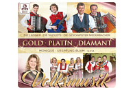 VARIOUS - Volksmusik-Gold Platin Diama [CD]
