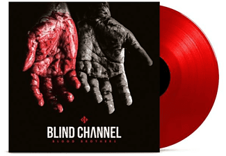 Blind Channel - Blood Brothers (Ltd.Coloured LP+MP3) - (LP + Download)