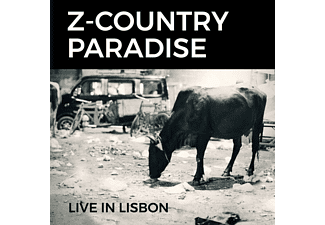 Z-Country Paradise - Live in Lisbon - (CD)