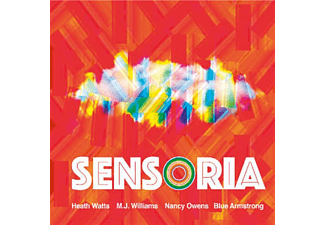 Heath Watts, M.J. Williams, Nancy Owens, Blue Armstrong - Sensoria - (CD)