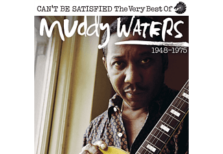 Muddy Waters - I Can't Be Satisfied CD