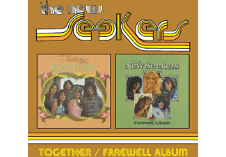 The New Seekers - Together/Farewell Album (Expanded 2CD Edition) - (CD)