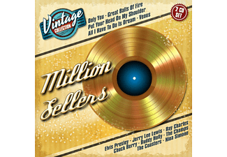 VARIOUS - Million Sellers-Vintage Collection - (CD)