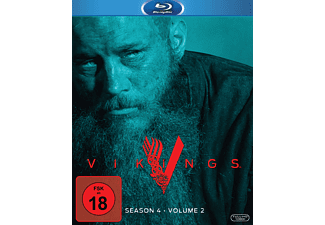 Vikings - Staffel 4: Teil 2 - (Blu-ray)