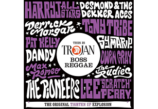 VARIOUS - This Is Trojan Boss Reggae - (CD)