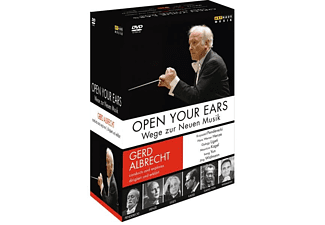 Gerd Albrecht - Open Your Ears - (DVD)