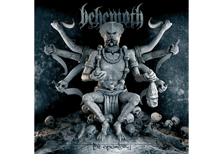 Behemoth - The Apostasy - (CD)