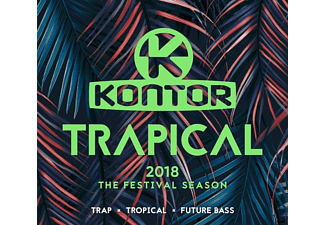 VARIOUS - Kontor Trapical 2018-The Festival Season - (CD)