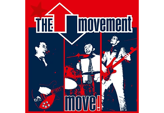 The Movement - Move - (CD)
