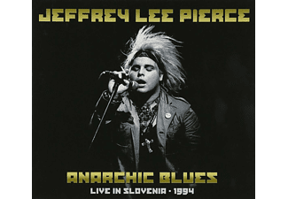 Jeffrey Lee & Cypress Grove Pierce - Anarchic Blues - (Vinyl)