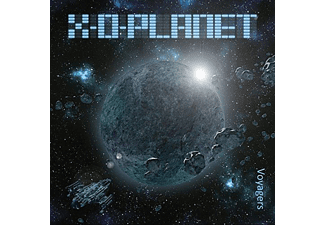 X-O-Planet - Voyagers - (CD)